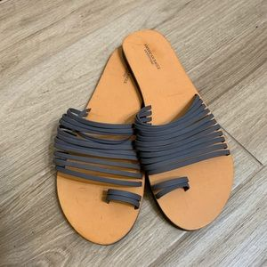 American Eagle | Strappy flat sandals